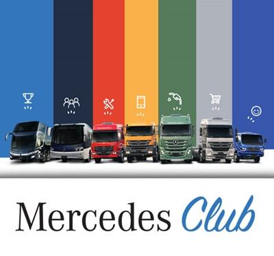 Mercedes Club de Vantagens Rio Diesel Rio de Janeiro RJ Caminhões Ônibus