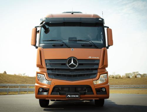 Novo Actros: O caminhão inteligente